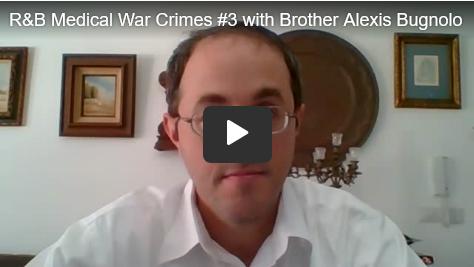 Rabbi Weissman interviews Br. Bugnolo on the Third World War and Fourth Reich
