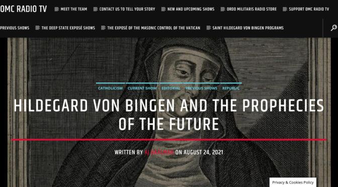 St. Hildegard of Bingen's Prophecies of the Future
