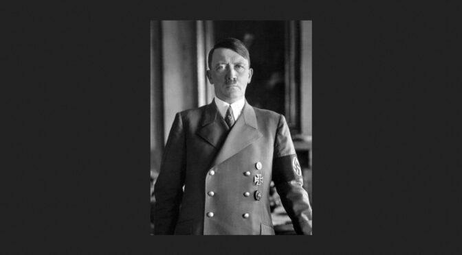 Was Adolf Hitler jewish?