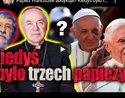 Archbishop Lenga responds to rumors of Bergoglio's Abdication (English)