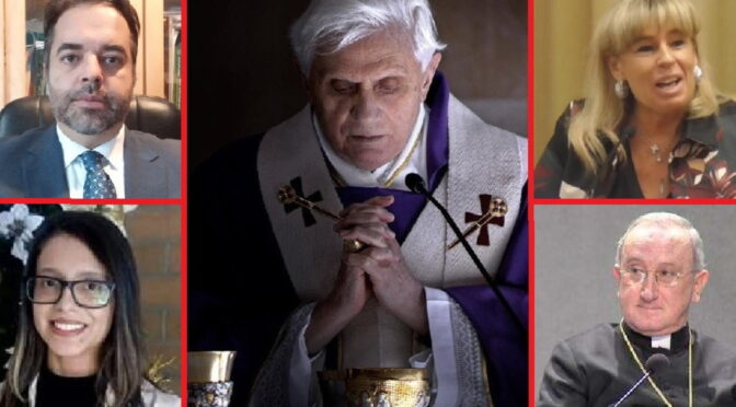 """""""Benedikt XVI. ist der wahre Papst"""": Die Juristen Sànchez und Acosta demontieren die Verteidigung der Bergoglianer"""