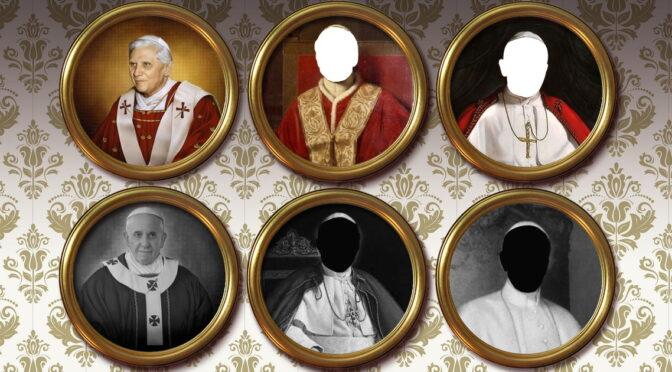El jurista Sanchez: Ratzinger es el Papa, los sucesores de Bergoglioserán todos antipapas