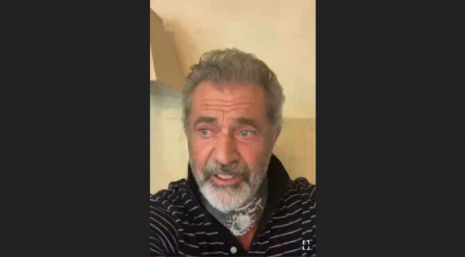 VIDEO: Mel Gibson Responds to Traditionis Custodes
