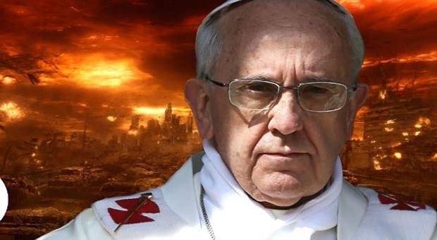 Bergoglio hails the Kalergi Plan for the post Scamdemic World